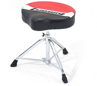 Ludwig ATLAS PRO SADDLE Drum Throne